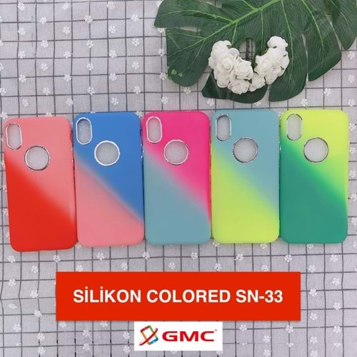J7 PRİME SİLİKON COLORED SN-33